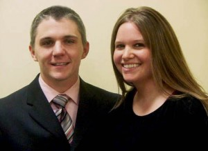 Pastor Mike and Courtney Anderson